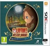 Layton's mystery journey : Katrielle en het miljonairscomplot