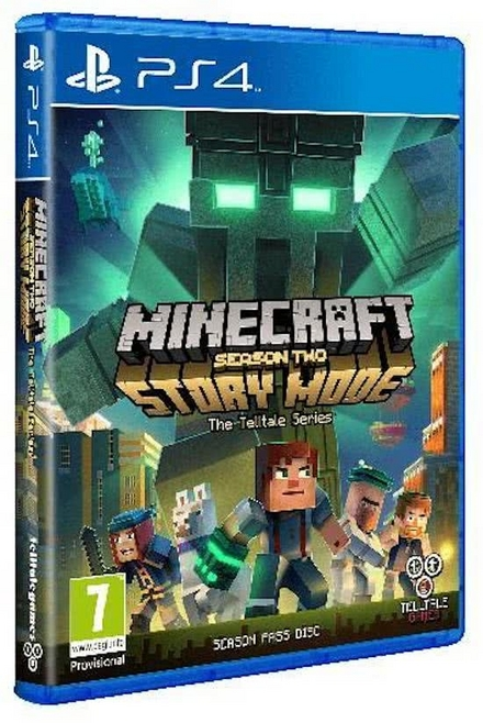 Minecraft : story mode. Season 2