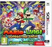 Mario & Luigi : superstar saga + Bowsers onderdanen