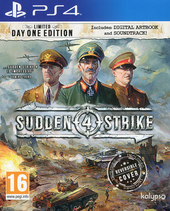 Sudden strike 4 : limited day one edition