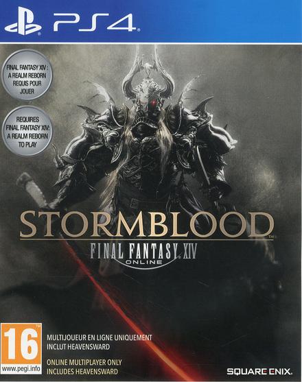 Final Fantasy XIV online : stormblood