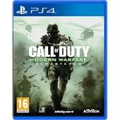 Call of duty : modern warfare : remastered