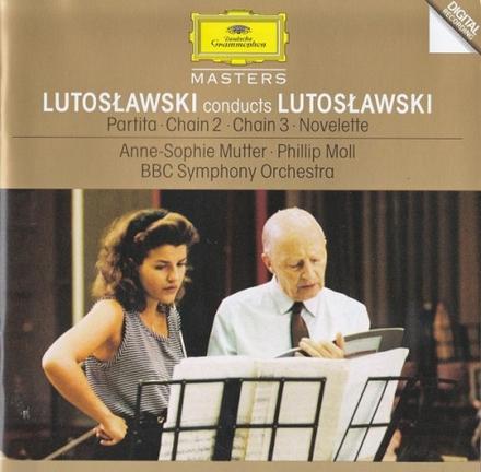 Lutoslawski conducts Lutoslawski