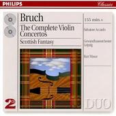 The complete violin copncertos