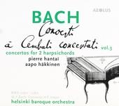 Concertos à cembali concertati. vol.3
