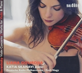Violin concerto and works for violin & piano