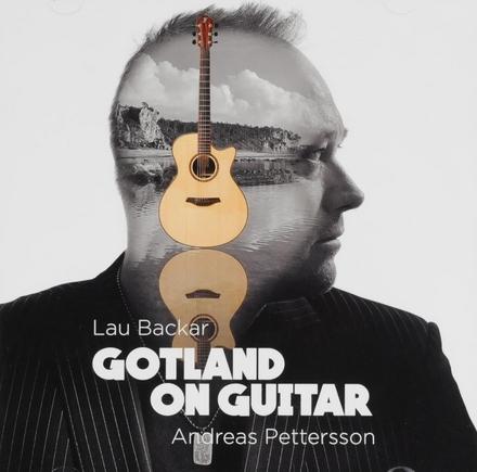 Lau Backar Gotland on guitar