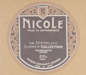 Nicole : '86 spring and summer collection - instrumental images