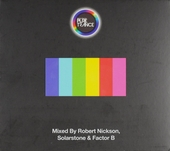 Pure trance mixed by Robert Nickson, Solarstone & Factor B