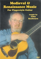 Medieval & renaissance music for fingerstyle guitar