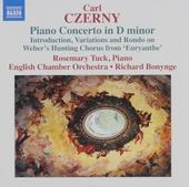 Piano concerto in d minor