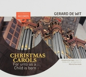 Christmas carols : For unto us a child is born