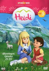 Heidi. Vol. 5, Afleveringen 21-25