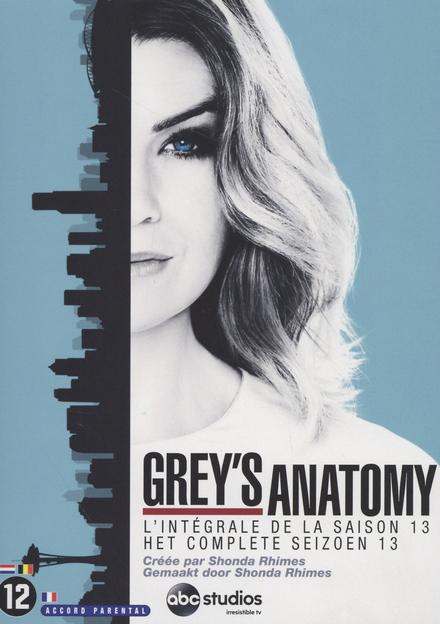 Grey's anatomy. Het complete seizoen 13