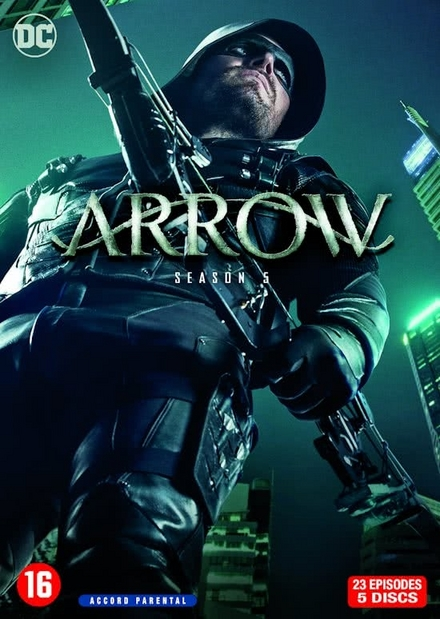 Arrow. Seizoen 5