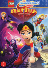 Lego DC superhero girls : brain drain