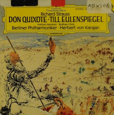 Don Quixote op.35