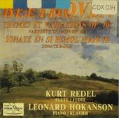 Oeuvres pour flute et piano