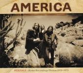 Heritage : home recordings/demos 1970-1973