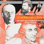 Symphonies nos.1