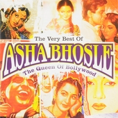 The very best of Asha Bhosle : The queen of Bollywood