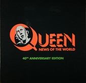 News of the world : 40th anniversary edition