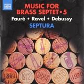 Music for brass septet 5. vol.5