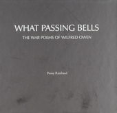 What passing bells : The war poems of Wilfred Owen