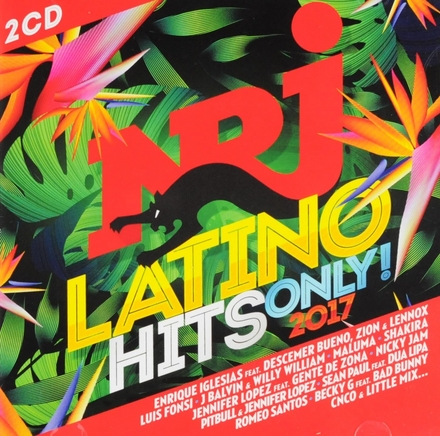 NRJ latino hits only 2017