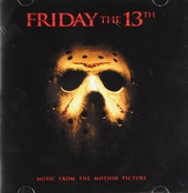 Friday the 13th : music from the motion picture