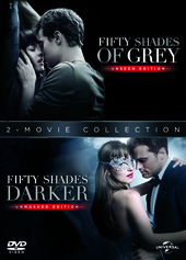 Fifty shades : 2-movie collection