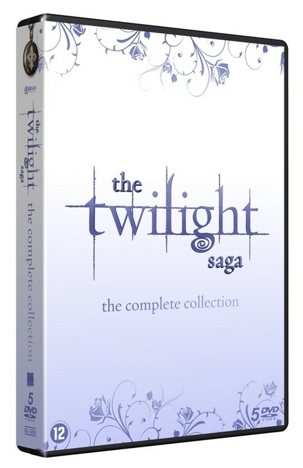 The twilight saga : the complete collection