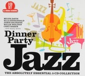 Dinner party jazz : the absolutely essential 3 cd collection