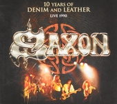 10 years of denim and leather : live 1990