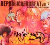 Republicafrobeat - mujeres. vol.4
