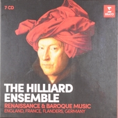 Renaissance & baroque music : England, France, Flanders, Germany