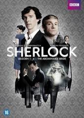 Sherlock. Seizoen 1-4