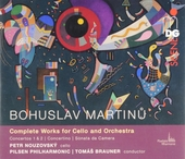 Complete works for cello and orchestra