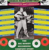 Rockabillies, hillbillies & honky tonkers from Mississippi and Louisiana