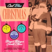 Cool blue Christmas : Boogie woogie Santa Claus
