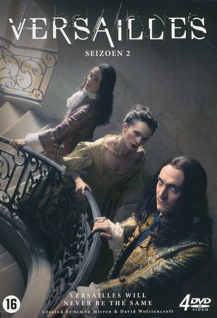 Versailles. Seizoen 2