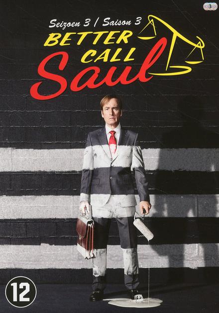 Better call Saul. Seizoen 3
