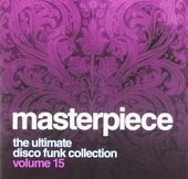 Masterpiece : The ultimate disco funk collection. vol.15