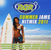 RGR presents summer jams hitmix 2011