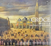 Motetti & Sacrae cantiones : motetti a otti voci ; sacrae cantiones quinis vocibus concinendae
