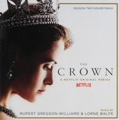 The crown : season two soundtrack
