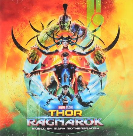 Thor Ragnarok : original motion picture soundtrack