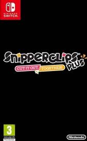 Snipperclips plus : geknipt om samen te spelen!