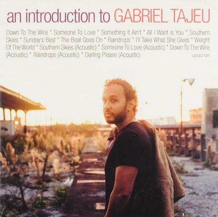An introduction to Gabriel Tajeu
