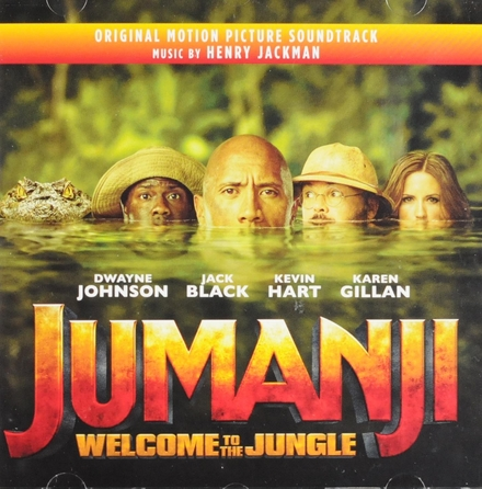 Jumanji : welcome to the jungle : original motion picture soundtrack